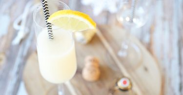 Scroppino met limoncello
