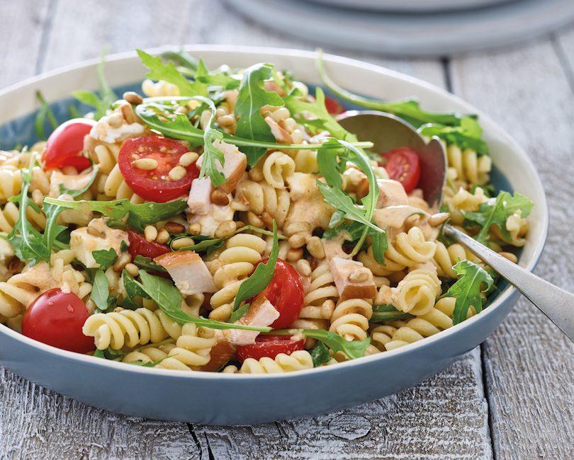 gezonde pasta salades