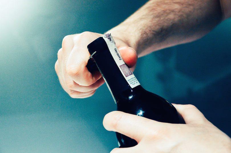 Afvallen en alcohol