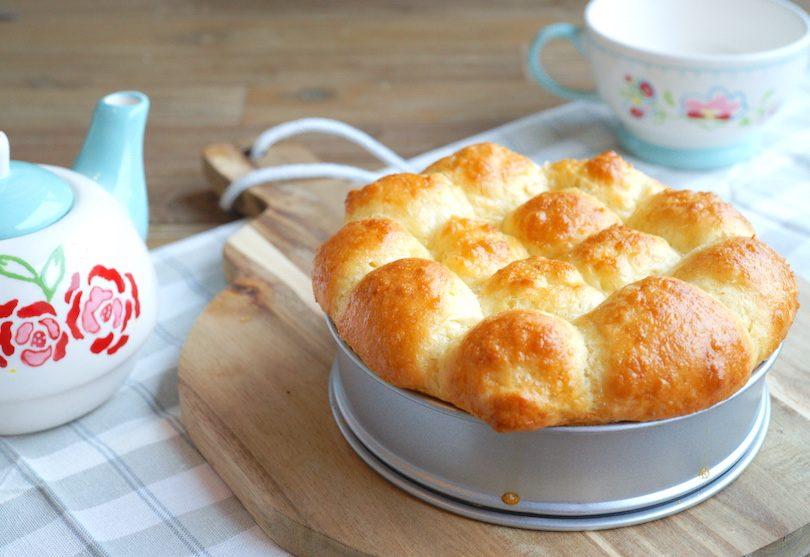 Brioche breekbrood