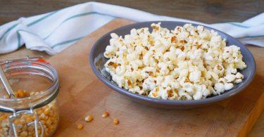 Popcorn met honing