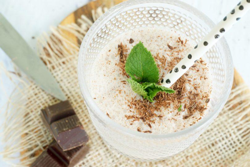 Chocolademilkshake