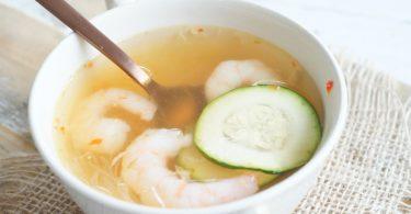 Sajoer ojong (soep)