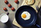 Zuivel en eieren tijdens de zwangerschap