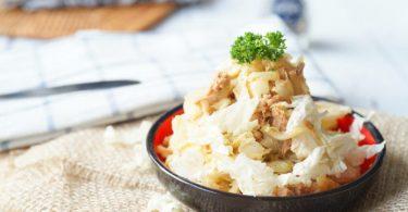 Chinese kool uit de wok
