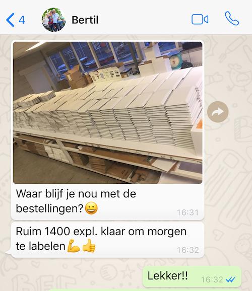 Appje van Bertil